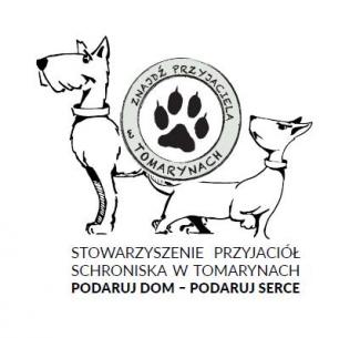 Stowarzyszenie Przyjaciół Schroniska w Tomarynach 'Podaruj dom - Podaruj serce'