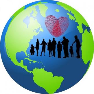 Z miłości do świata i ludzi